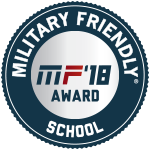 Columbus Technical College ​has​ ​earned​ ​the​ ​2017-2018 Military​​ ​​Friendly​®​​ ​School​ ​designation.​ This is the 5th year in a row the College has been honored with this distinction.