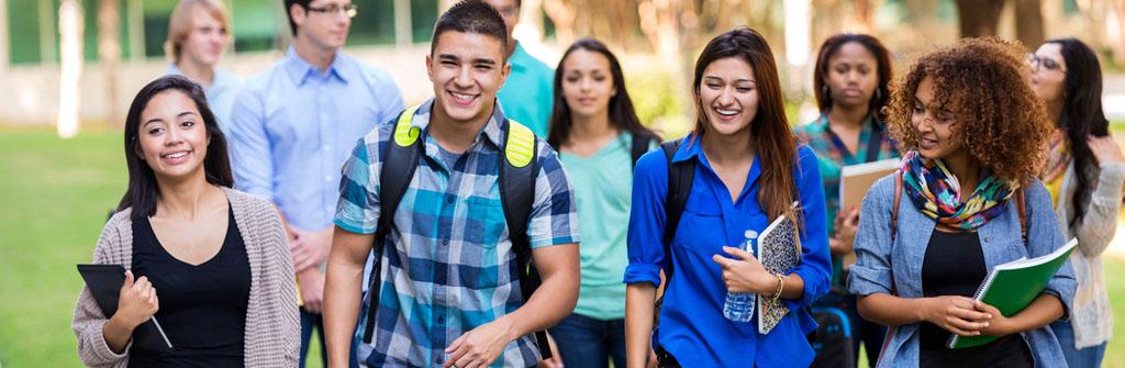 High school students