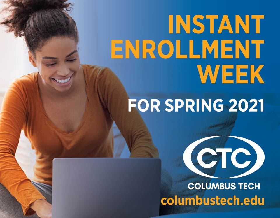 Instant Enrollment Available Now!