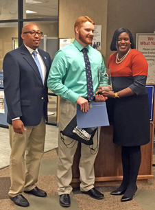 College, Adult Ed Students of the Year named