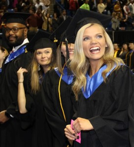 CTC Commencement is Full of Optimism, Hope for the Future
