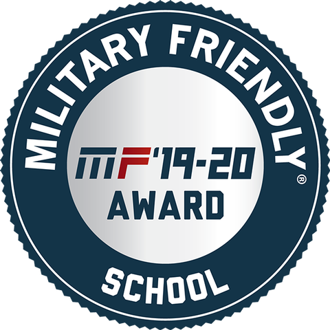 CTC Named Military Friendly School for 6th Consecutive Year