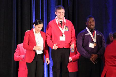 CTC Students Earn 10 Medals at State Competition