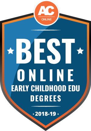 Affordable College-Early Childhood Ed award