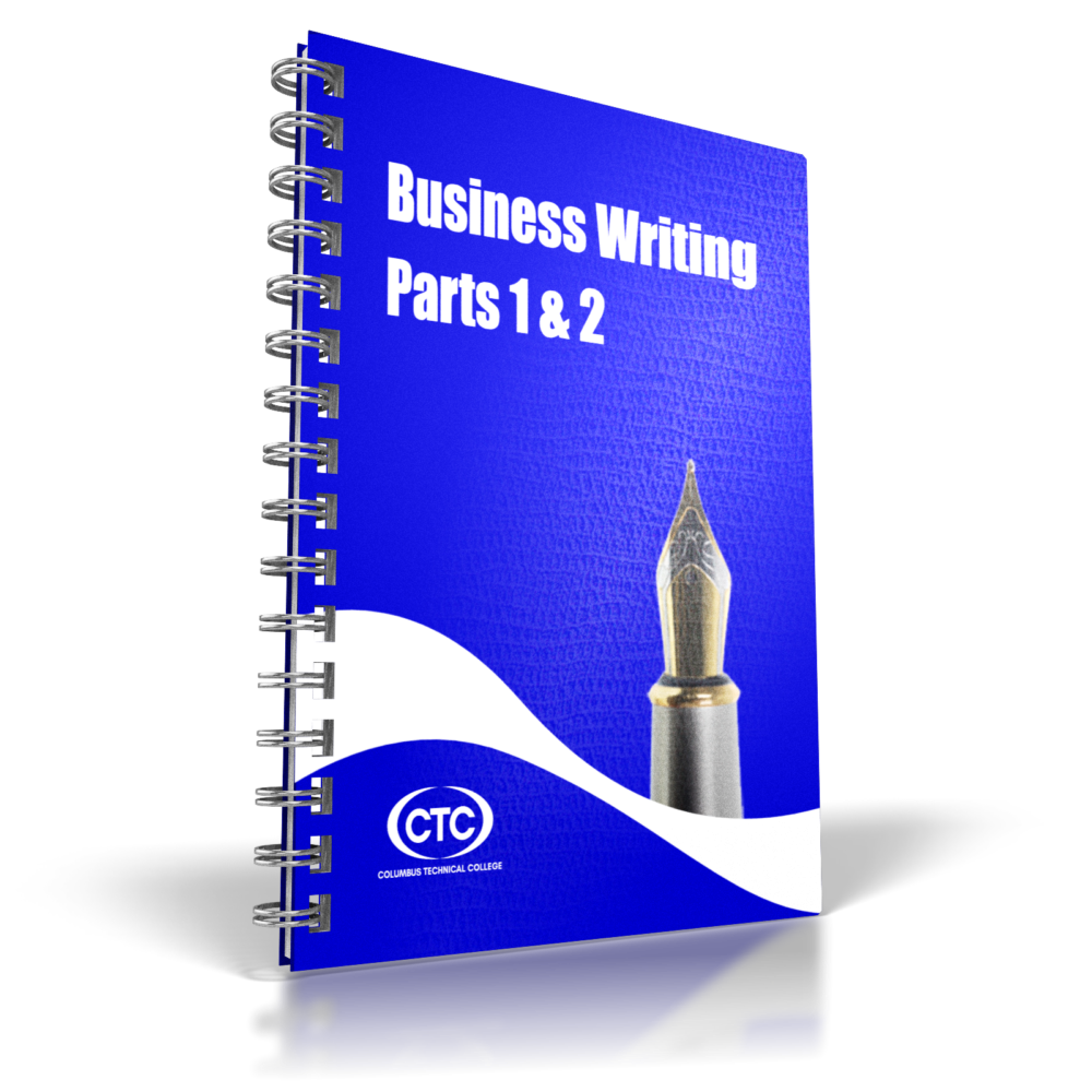 Business Writing Participant Guide