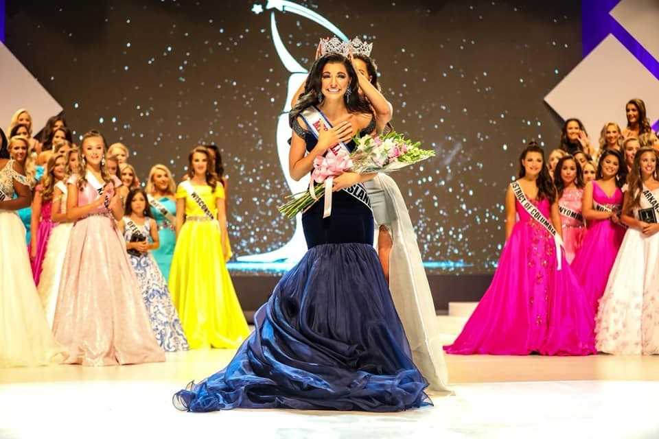 Callie Rice Crowned Miss Collegiate America 2019